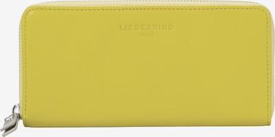 Liebeskind Berlin Portemonnaie in gelb, Produktansicht
