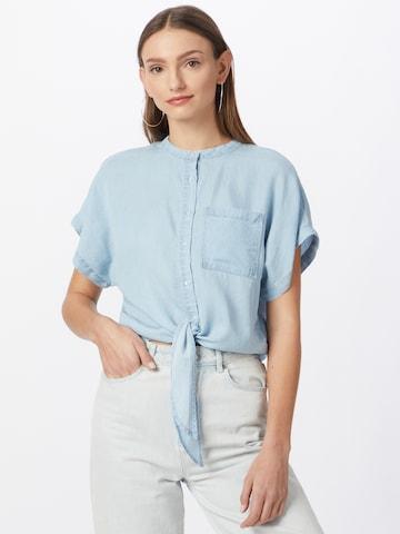 ABOUT YOU - Blusa en azul