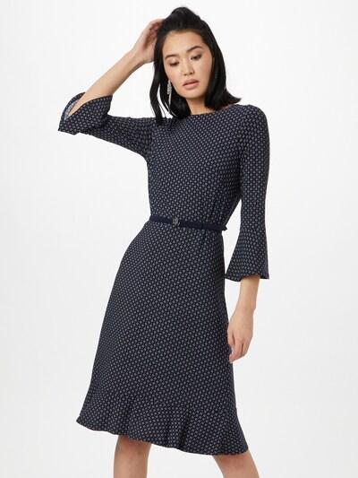 Lauren Ralph Lauren Šaty 'LEIGHA' - námornícka modrá / biela, Model/-ka