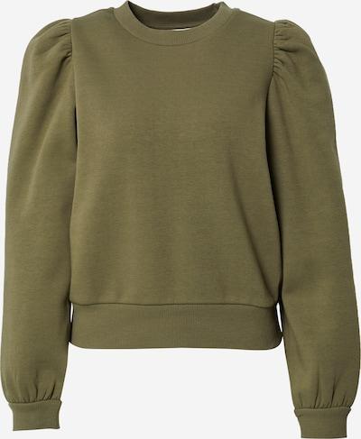 SECOND FEMALE Sweatshirt in de kleur Olijfgroen, Productweergave