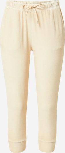 AG Jeans Byxa 'Velvet' i beige, Produktvy