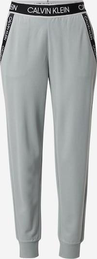 Calvin Klein Performance Jogginghose in mint / schwarz / weiß, Produktansicht
