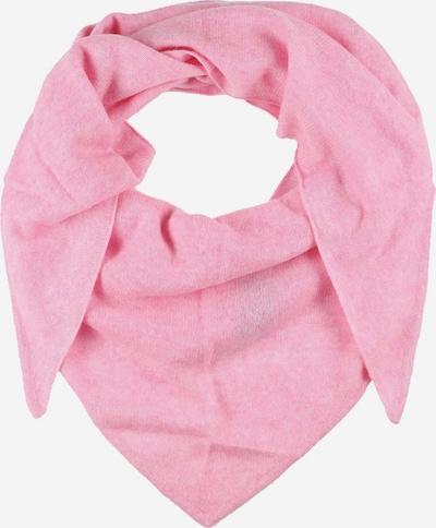 Zwillingsherz Tuch in rosa, Produktansicht