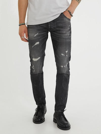 tigha Jeans 'Billy the kid 9941' in schwarz, Modelansicht