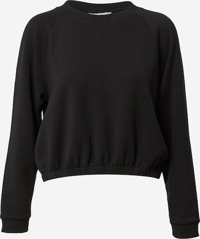 ABOUT YOU Sweatshirt 'Hailey' in Black, Item view