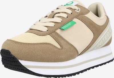 Benetton Footwear Sneaker 'JOY' in hellbraun, Produktansicht
