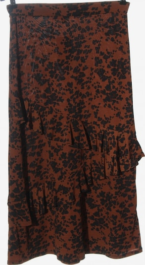 Oasis Skirt in S in Brown / Black, Item view