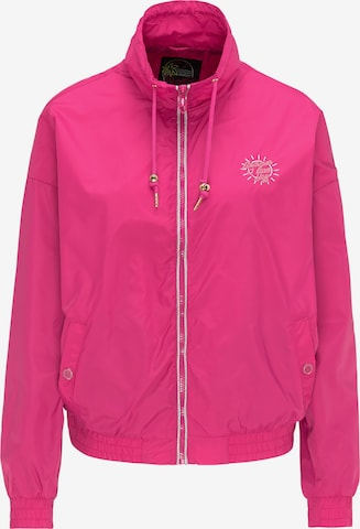 MYMO Jacke in Pink