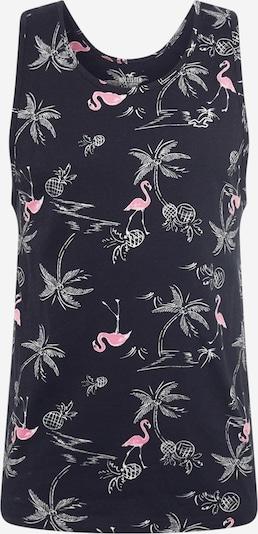 Maglietta HOLLISTER di colore rosa chiaro / nero / bianco, Visualizzazione prodotti