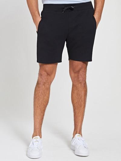 Pantaloni 'Mavis' Shiwi pe negru, Vizualizare model