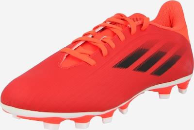 ADIDAS PERFORMANCE Fußballschuh 'X SPEEDFLOW' in rot / schwarz, Produktansicht