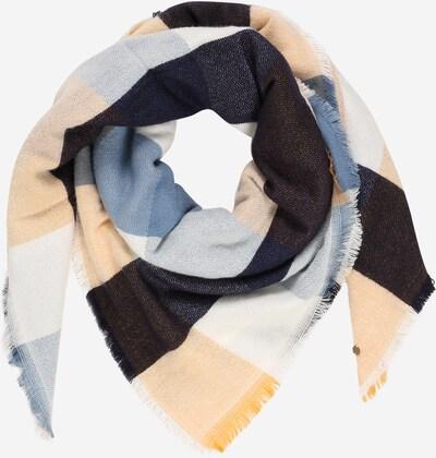 ESPRIT Maska z materiału w kolorze beżowy / niebieski / białym, Podgląd produktu