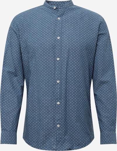 JACK & JONES Košeľa 'BAND' - námornícka modrá / biela, Produkt