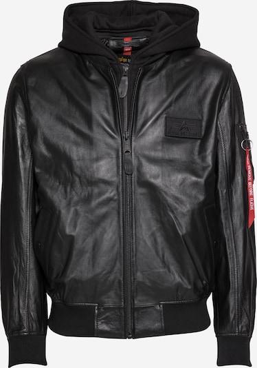 ALPHA INDUSTRIES Prijelazna jakna u crna, Pregled proizvoda