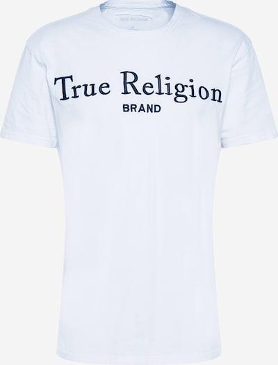 Marškinėliai iš True Religion, spalva – nakties mėlyna / balta, Prekių apžvalga