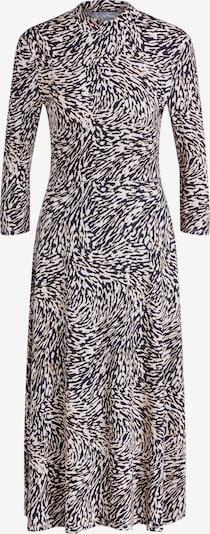 SET Kleid in braun / schwarz / weiß, Produktansicht