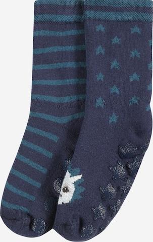 Chaussettes EWERS en bleu