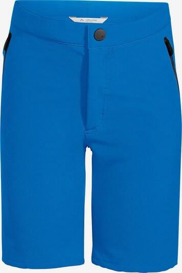 VAUDE Pants in Royal blue, Item view