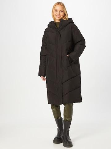 elvine Płaszcz zimowy 'Naemi' w kolorze czarny