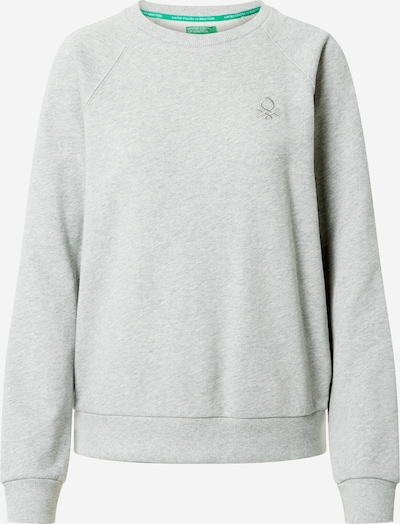 UNITED COLORS OF BENETTON Sweat-shirt en gris chiné, Vue avec produit