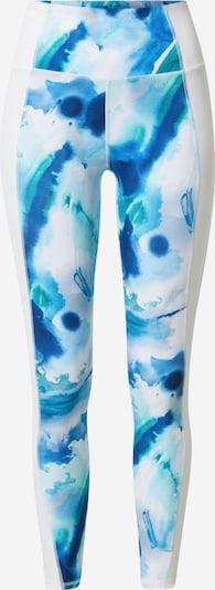 Superdry Pantalón deportivo en azul / verde / blanco, Vista del producto