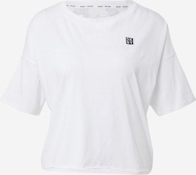 DKNY Performance Shirt in de kleur Zwart / Wit, Productweergave