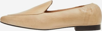 Bianco Schuh in creme, Produktansicht
