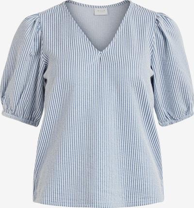 Tricou 'Milac' VILA pe albastru deschis / alb, Vizualizare produs