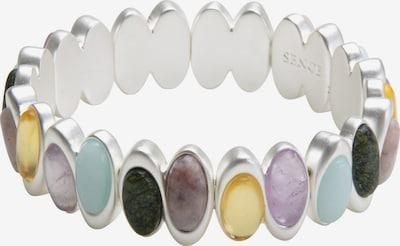 Sence Copenhagen Armband in mischfarben / silber, Produktansicht