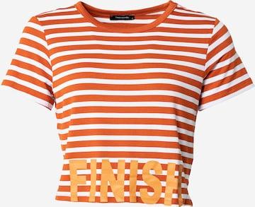 Trendyol Μπλουζάκι σε πορτοκαλί