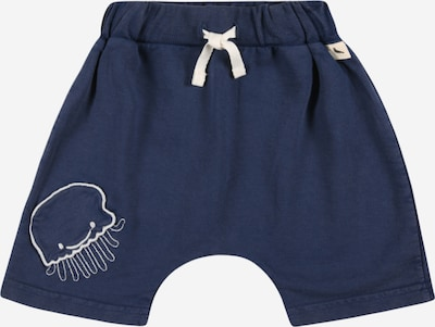 Turtledove London Pantalon 'Lava' en marine / blanc, Vue avec produit