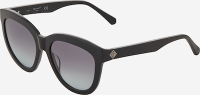 GANT Sonnenbrille in grau / schwarz, Produktansicht