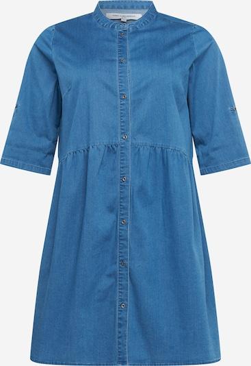 Palaidinės tipo suknelė 'Chicago' iš ONLY Carmakoma , spalva - tamsiai (džinso) mėlyna, Prekių apžvalga