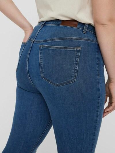 Vero Moda Curve Jeans in blue denim, Produktansicht