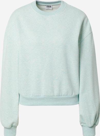 Urban Classics Sweatshirt i opal / aqua, Produktvisning