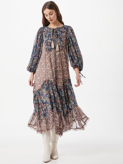 Free People Kleid  'Estelle' in mischfarben, Modelansicht