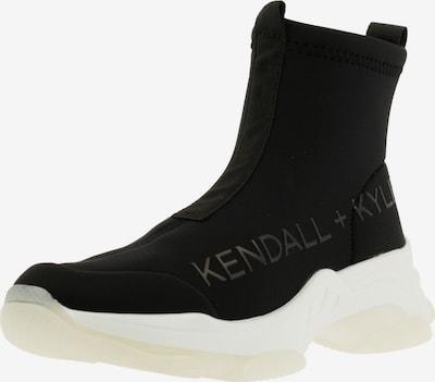 Kendall & Kylie Slip-on ' GARIN ' in de kleur Zwart, Productweergave