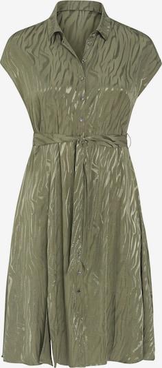 Promiss Kleid in khaki, Produktansicht