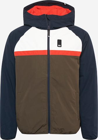 Alife and Kickin Between-season jacket 'Mr Diamond' in Mixed colours