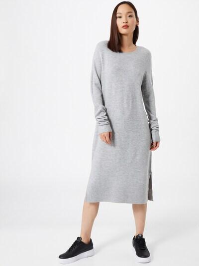 s.Oliver Kleid in graumeliert, Modelansicht