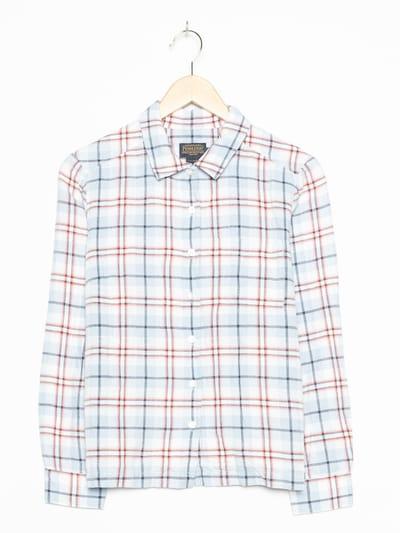PENDLETON Hemd in XL in pastellblau, Produktansicht