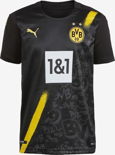 PUMA Trikot 'Borussia Dortmund' in gelb / schwarz / weiß, Produktansicht