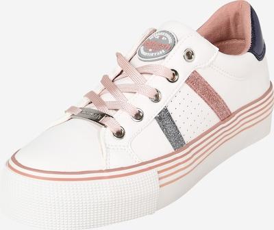Refresh Sneakers laag in de kleur Nude / Blauw / Pink / Wit, Productweergave