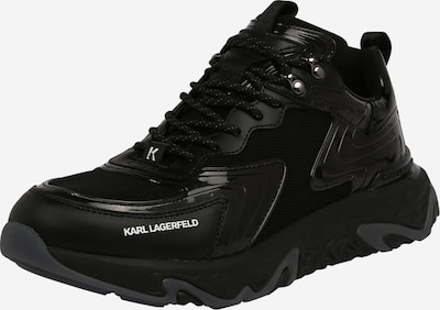 Sneaker low 'BLAZE' Karl Lagerfeld pe negru / alb, Vizualizare produs