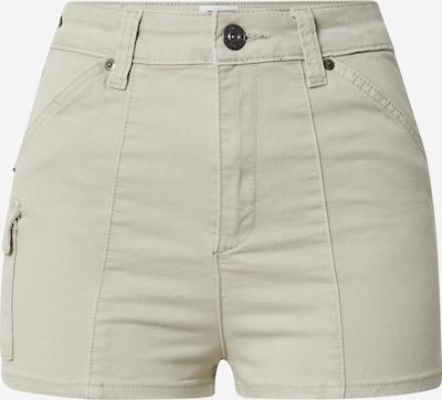 BDG Urban Outfitters Kargo bikses, krāsa - pasteļzaļš, Preces skats