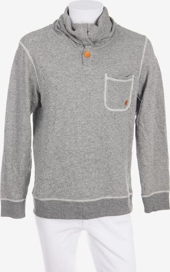 JACK & JONES Sweatshirt & Zip-Up Hoodie in L in Grey, Item view