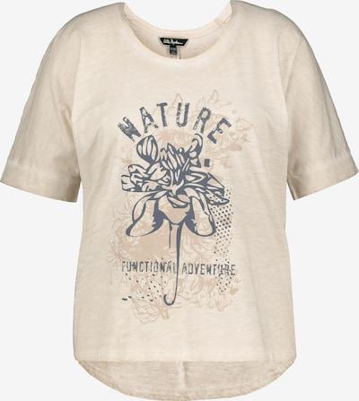 Ulla Popken Shirt in de kleur Beige / Donkerbeige / Grijs, Productweergave