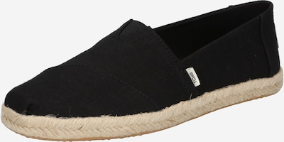 TOMS Espadrilles in Black, Item view