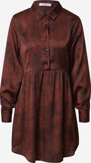 ZABAIONE Kleid 'Josi' in bronze / schwarz, Produktansicht