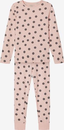 NAME IT Nachtkledij in de kleur Donkergrijs / Rosa, Productweergave